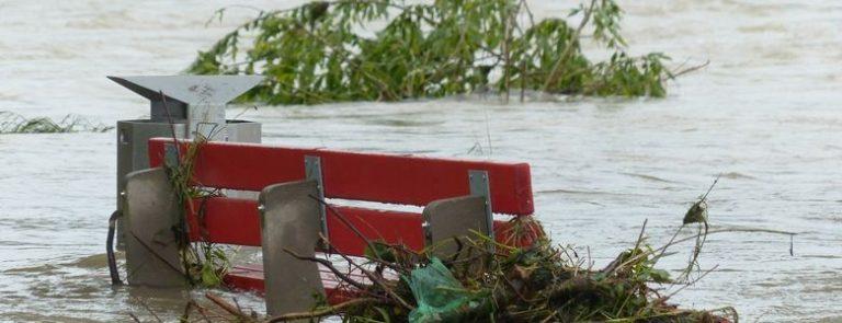 Spendenaufruf Unwetter-Katastrophe